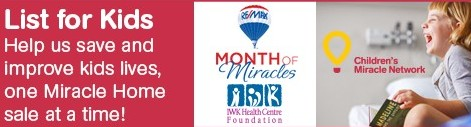 "Second Annual RE/MAX ""Month of Miracles"""